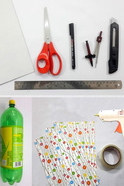 Things You Need To Make DIY Organizer